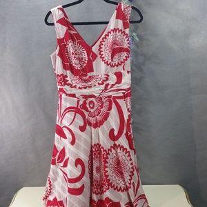 Amanda Lane Sleeveless Dress SZ 6